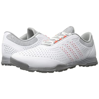 adidas Golf Adipure Sport (Light Grey/Easy Coral/Dark Silver Metallic) Women