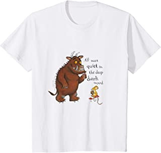 gruffalo t shirt kids