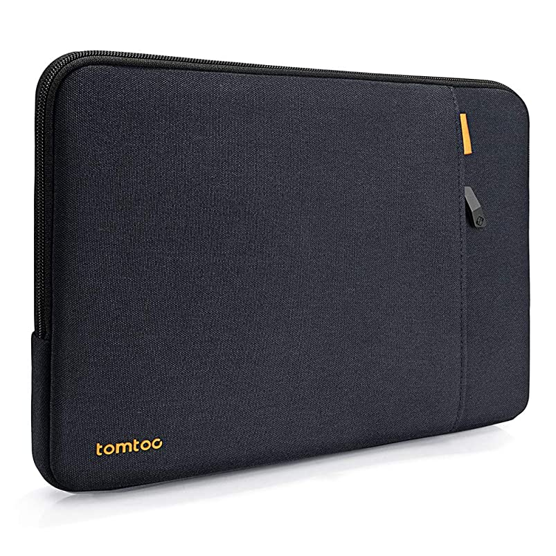 tomtoc 360° Protective Laptop Sleeve for 2018 New MacBook Air 13-inch with Retina Display A1932 | 13 inch New MacBook Pro A1989 A1706 A1708, Notebook bag ikqvcuao311293