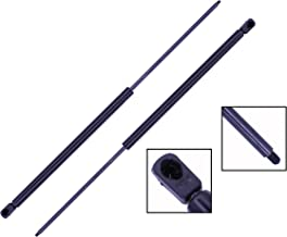 2 Pieces (SET) Tuff Support Rear Glass Window Hatch Lift Supports 1992 TO 2000 Chevrolet Astro AND GMC Safari Van Mini