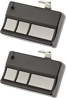 2 Replacement for Liftmaster 973LM Garage Door Remote Opener 390mhz