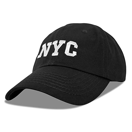 DALIX NY Baseball Cap NY Hat New York City Cotton Twill Dad Hat e1d5da8efe9