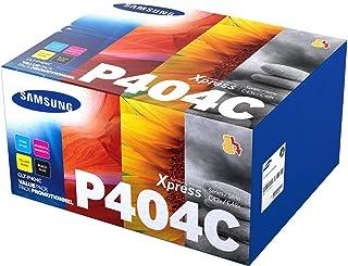 Samsung CLT-P404C SU365A Cartucce Toner Originali, per le Stampanti Laserjet Serie Xpress C430, C480 e C483, 4.500 Pagine,...