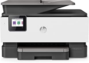 HP OfficeJet Pro 9015 All-in-One Wireless Printer, with Smart Home Office Productivity,..