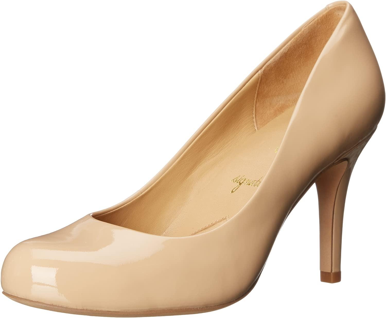 Damen Gigi, Hautfarben-Nude Patent, 39.5 39.5 39.5 EU W 794