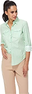 NAUTICA Shirts For Women, Green L