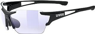 Uvex Sportstyle 803 Race VM Sunglasses Black, One Size - Men's