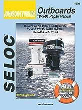Best johnson evinrude repair manual Reviews