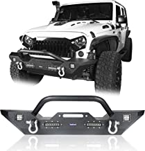Best 2016 jeep wrangler winch bumper Reviews