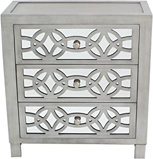 Amazon.com: Silver - Dressers / Bedroom Furniture: Home & Kitchen