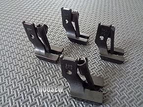 NGOSEW Double Welting Piping Cording Walking Foot For Mitsubishi DU-100, DU-105, LU2-400, LU2-401 LU2-410 S95 (3/16
