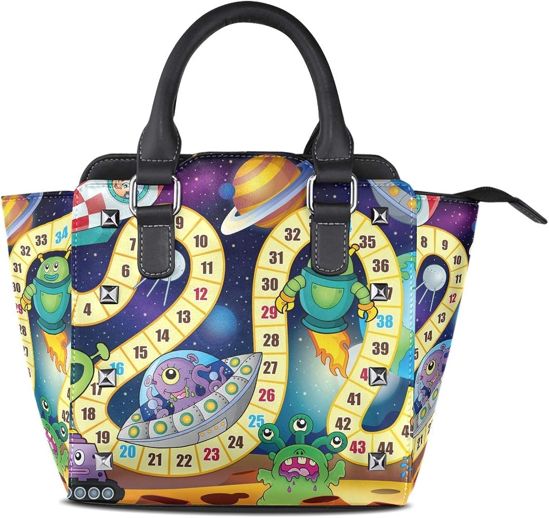 BONIPE , Damen Tote-Tasche Mehrfarbig mehrfarbig One Größe B07MPBM47Y    Einfacher Stil 8f1bc4