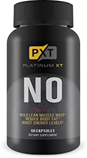 Platinum X NO2-Nitric Oxide Supplement - Premium Muscle Building Nitric Oxide Booster