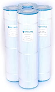 Pool Filter 4-Pack, Replaces Jandy CL340 R0554500, Unicel C-7459, Filbur FC-0800, Pleatco PJAN85 Filter Cartridges