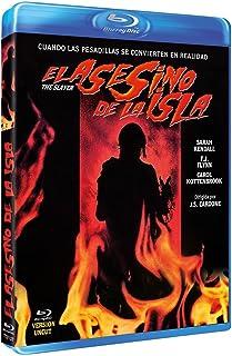 El asesino de la Isla Blu-ray