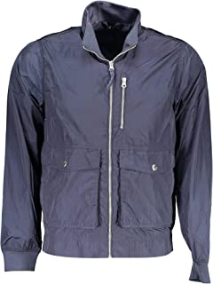 NORTH SAILS Crevichon Men's Jacket in Water Repellent Nylon with Stand Collar and Patch Pockets