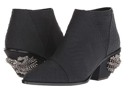 Giuseppe Zanotti Kevan Alligator Jewel Embellished Boot