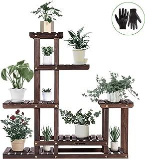 Best plant stands indoor wood Reviews