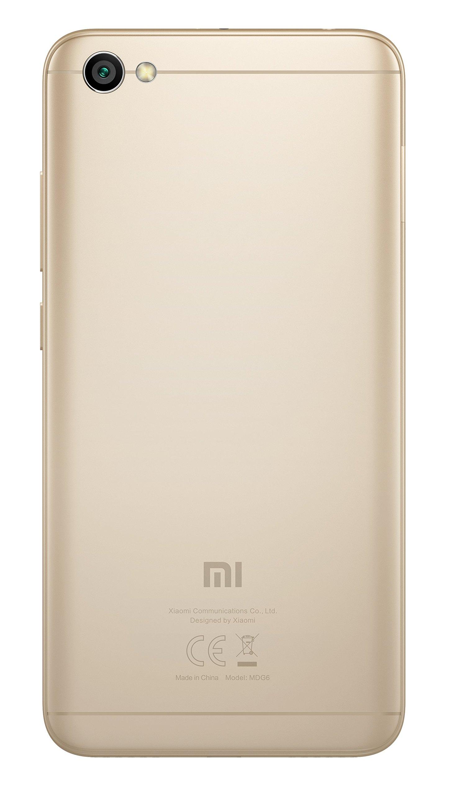 Xiaomi Redmi Note 5A - Smartphone libre de 5.5