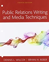 REVEL for Public Relations Writing and Media Techniques Books a la Carte Edition Plus REVEL -- Access Card Package