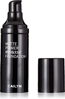 Cailyn Matte Primer Mousse Foundation - 04 Dupion - Beige