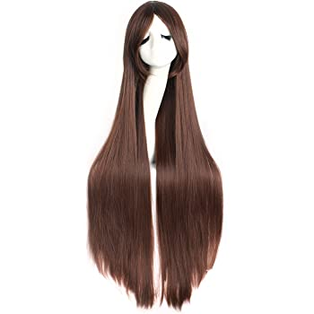 Brown#1 MapofBeauty Cosplay Curly Anime costume Fashion Wigs