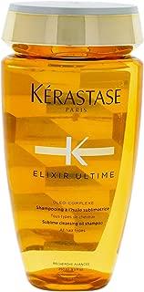 Kerastase Elixir K Ultime Sublime Cleansing Oil Shampoo for Unisex, 8.5 Fl Oz