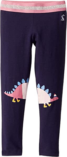 Navy Dino Knees