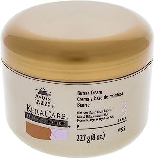 Avlon KeraCare Natural Textures Butter Crème, Style 3, 227g/8 oz.