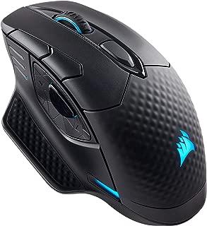 CORSAIR Dark Core SE - RGB Wireless Gaming Mouse - 16,000 DPI Optical Sensor - Comfortable & Ergonomic - Qi Charging