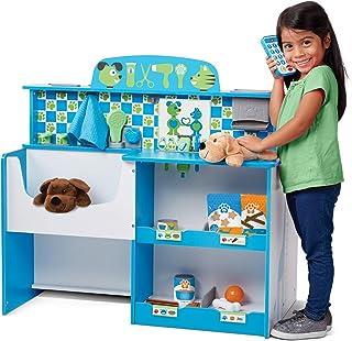 Melissa & Doug 41700 speelstation voor huisdieren, meerkleurig
