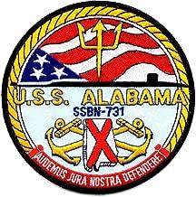 SSBN-731 USS Alabama Patch