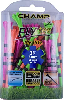 "Champ Zarma FLYtee My Hite 3-1/4"" 25 Count"