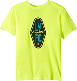 Las Vegas Lights FC Logo Tee (Little Kids/Big Kids)