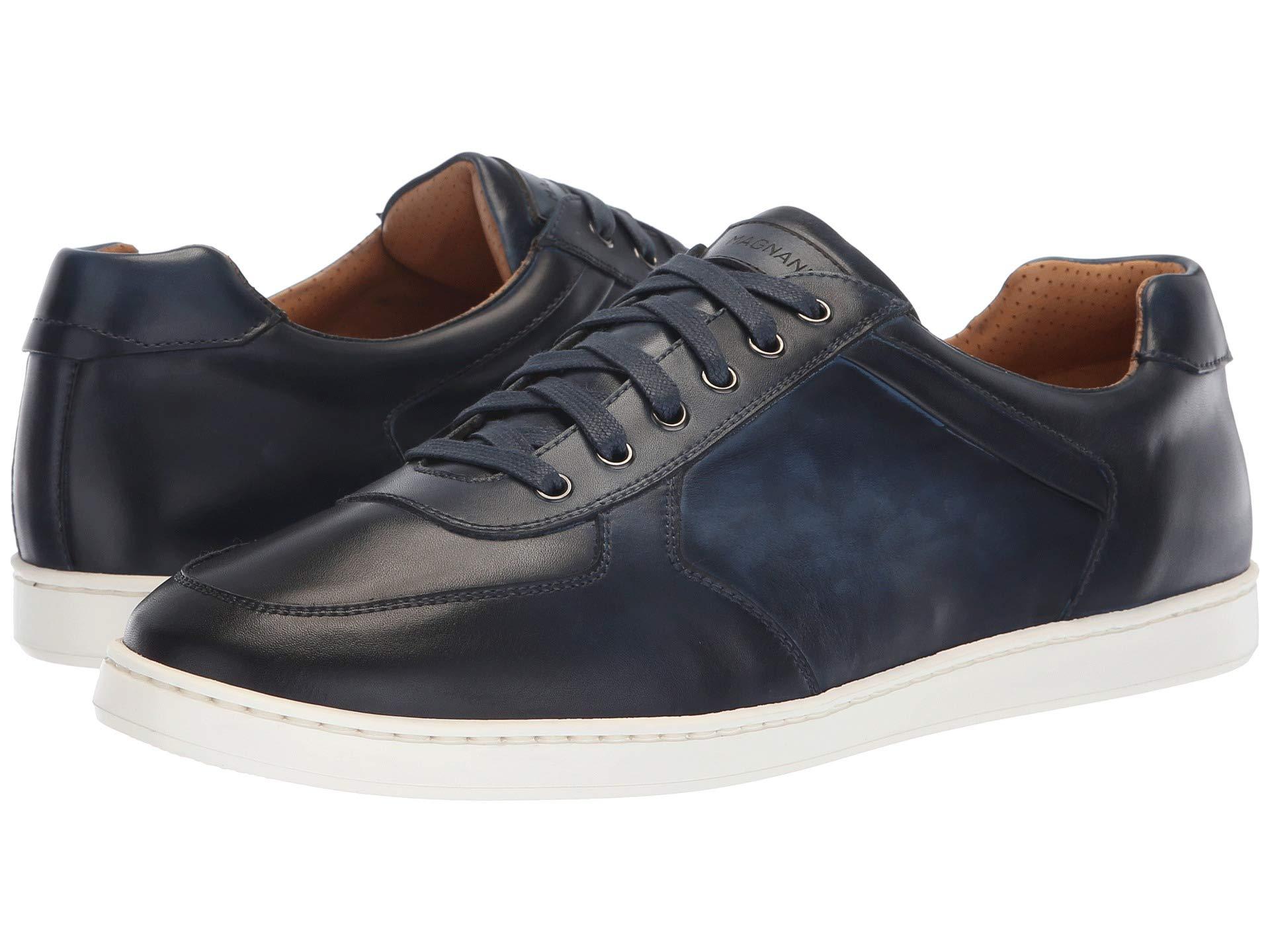 d8e83dbe7 Sneakers Shoes Navy Echo Lo Athletic amp  Magnanni wfRUqx