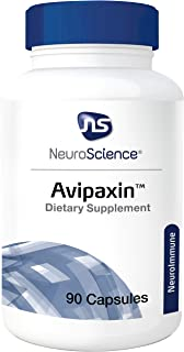 NeuroScience Avipaxin - Memory and Focus Support with Huperzine A and Choline (90 Capsules, 30 Servings)