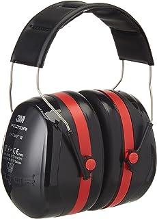 3M Peltor Optime III - Casque antibruit en serre-tête pliable - Pour milieu bruyant et stressant - Atténuation 35 dB - 1 x...
