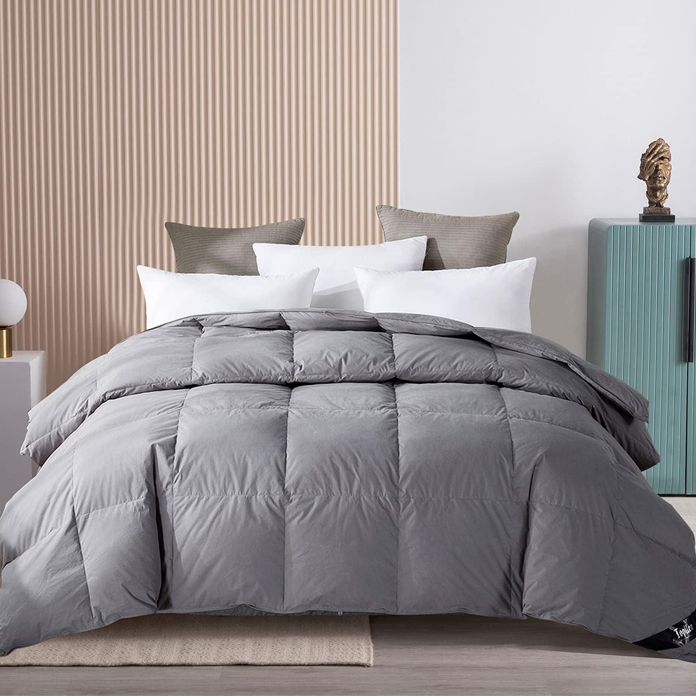 Topllen Down Comforter Twin Product Size- - Insert Season All Duvet El Paso Mall