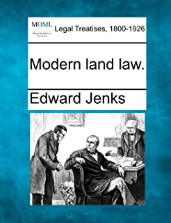 Modern Land Law.
