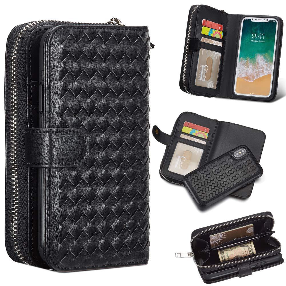 iPhone Xケース、iPhone Xsケース、iPhone 10sケース、メンズ/レディースiPhoneX iPhoneXs iPhone10携帯電話アクセサリーマグネットケース取り外し可能カバー