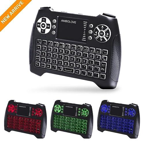 Smart TV Keyboard: Amazon com
