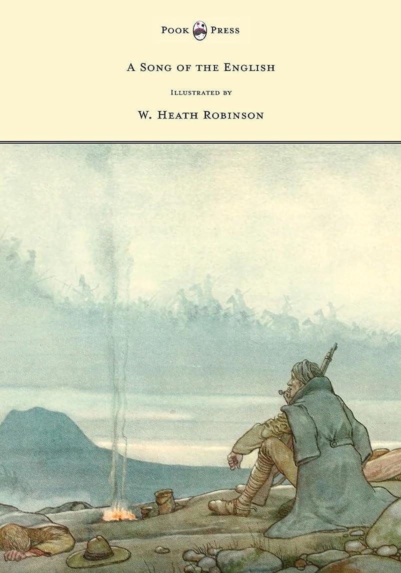 マウスピースフローティングソファーA Song of the English - Illustrated by W. Heath Robinson