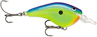 Rapala Dives-To Flat 07 Fishing lure, 2.75-Inch, Parrot