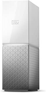 WD 4TB My Cloud Home Personal Cloud Storage - WDBVXC0040HWT-NESN,White