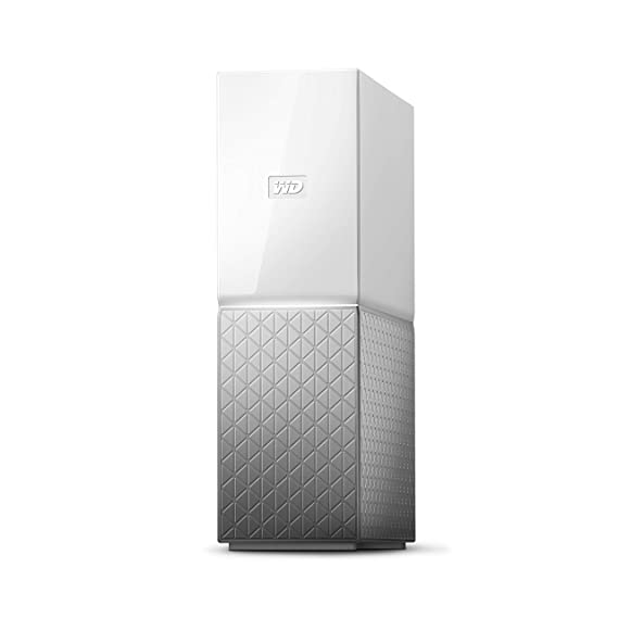 WD My Cloud Home WDBVXC0040HWT-NESN 4TB Network Attached Storage (White)