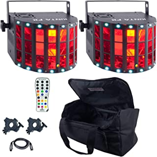 Chauvet DJ Kinta FX Compact Multi-Effect Light Duo Package