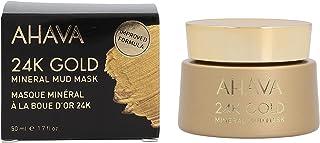 AHAVA 24K Gold Mineral Mud Mask, 50ml