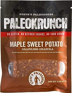 Steve's PaleoGoods, Paleokrunch Bar Maple Sweet Potato, 1.75 oz (Pack of 3)