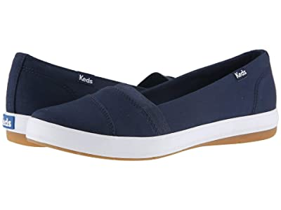 Keds Carmel Twill (Navy) Women