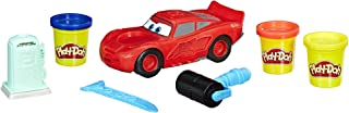Play Doh C1043 Disney Pixar Cars Lightning McQueen, Ages 3 and up(Amazon Exclusive)
